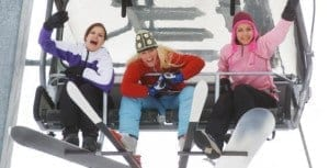 10-10 ski trip