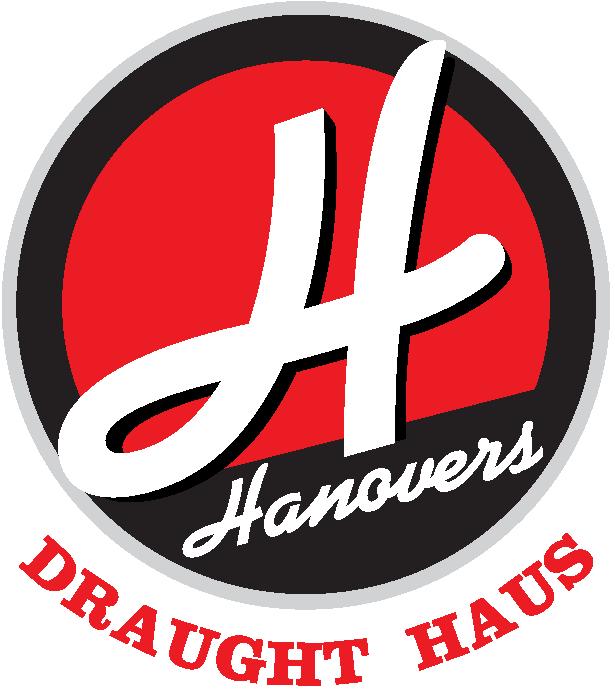 hanovers draught house logo