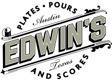 edwin's sports bar logo