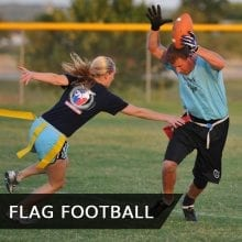 Flag Football Tile