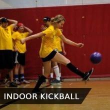 Indoor Kickball