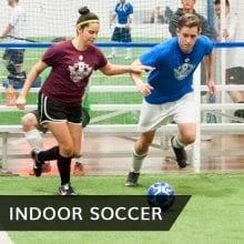 Indoor Soccer Tile