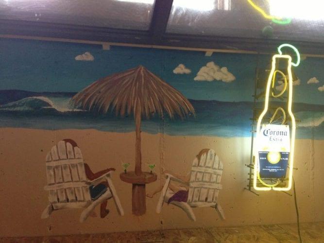 Ritas Beach Mural